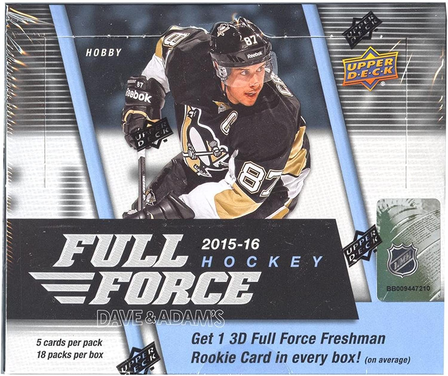 Upper Deck 2015-16 NHL Full Force