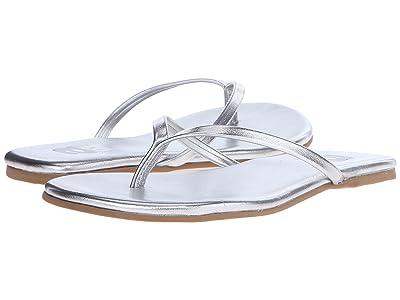 Amiana 12-885 (Toddler/Little Kid/Big Kid/Adult) (Silver Metallic) Girls Shoes