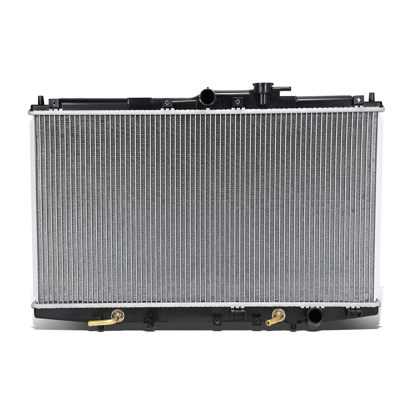 DNA Motoring OEM-RA-2148 Aluminum Core Radiator (For 98-02 Honda Accord 2.3L AT)