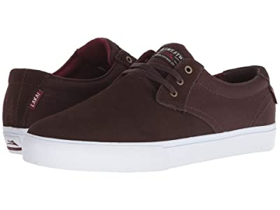 Lakai Daly (Chocolate Suede) Men