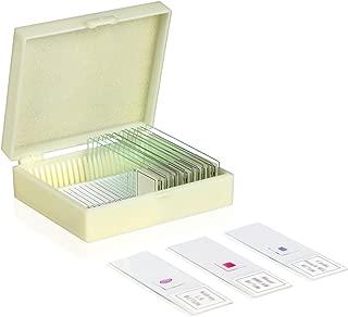 Vision Scientific VSH127 Prepared Slide Set – Hair Type (Set of 9)