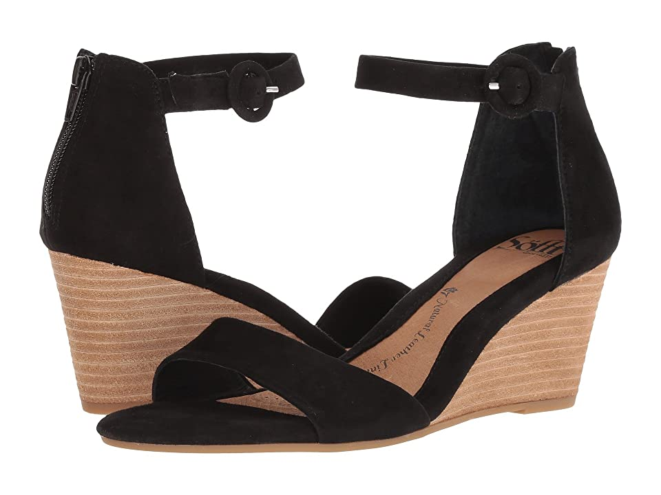 Sofft Marla (Black King Suede) Women