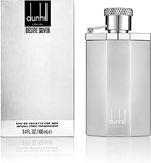 Dunhill Desire Silver by Dunhill for Men Eau de Toilette 100ml, 10002338