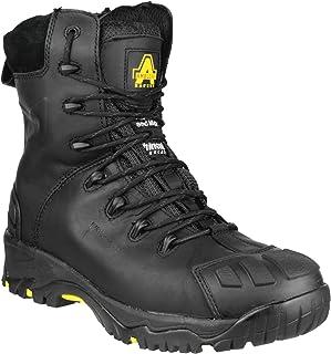 Amblers Safety FS999C S3 Mens Metal Zip Boots