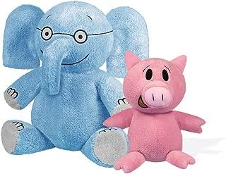 elephant and piggie plush