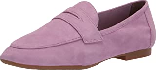 Aerosoles Women's Hour Driving Style Loafer, LILAC SUEDE, 9