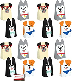 Best dog favor bags Reviews