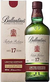 ブレンデットスコッチウイスキー バランタイン17年 トリビュートリリース リミテッドエディション 700ml [ ウイスキー イギリス ] [ギフトBox入り]