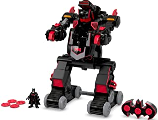 Fisher-Price Imaginext DC Super Friends, R/C Transforming Batbot