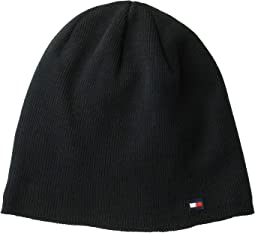 Fine Gauge Marled Fleece Lined Hat