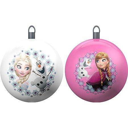 4 palle di Natale Disney Princess principessa 8cm
