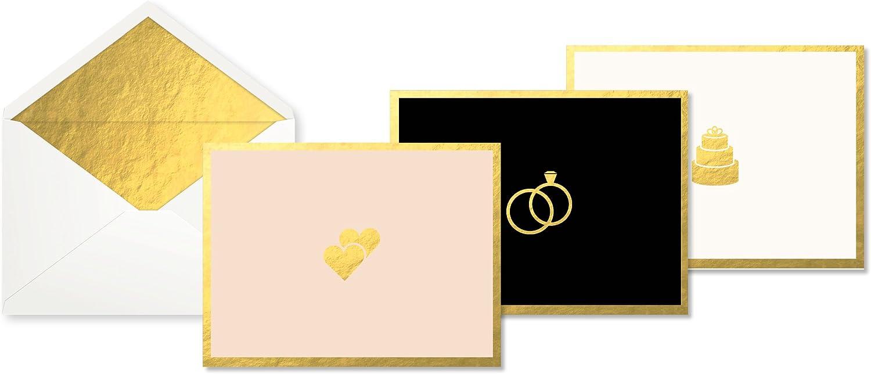 Icon Box Note Karten, 12 Stück, Coastal B01ABP1D22 | Ausgang  Ausgang  Ausgang  365f32