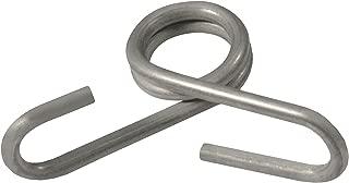 Zareba RPC20 Rod Post Clip, 3/8-Inch - 20/PKG