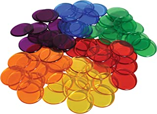 Learning Advantage Transparent Counters - Set of 1000-0.75