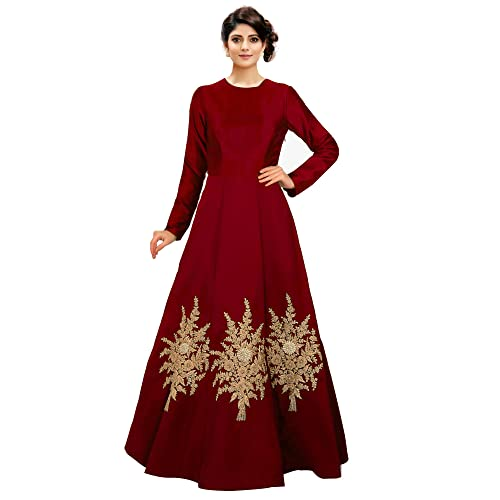 965997372ea Beautiful Gowns: Buy Beautiful Gowns Online at Best Prices in India ...
