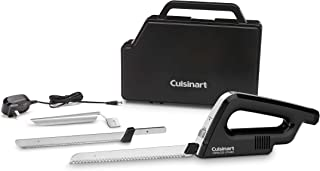 Cuisinart CEK-120 Cordless Electric Knife, Black