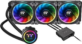 Thermaltake Floe Riing RGB TT Premium Edition - Sistemas de refrigeración líquida, 360 mm