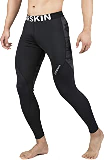 1~3 Pack Men's Compression Pants Warm Dry Cool Sports Tights Baselayer Running Leggings Thermal ColdGear Winter