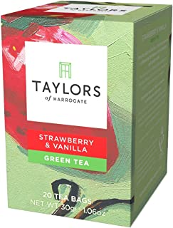 Best strawberry green tea infusion Reviews