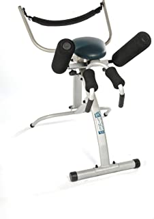Stamina Inline Traction Control System for Spinal Decompression and Back Stretch Relief Without Inversion (Renewed)