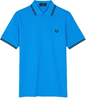 Made in England Twin Tipped Polo Shirt, Style M12