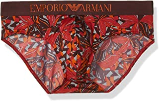 Emporio Armani Men's Microfiber Brief