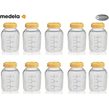 Medela 150 Ml Storage Bottle Case of 10