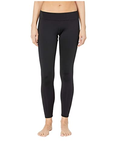 Hot Chillys Micro-Elite Chamois Tights (Black) Women