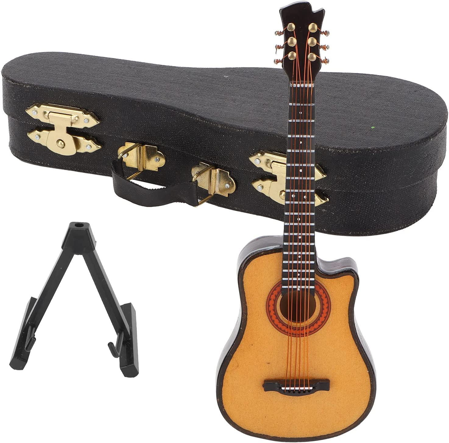 Cheap SALE Start Electric Guitar Model Portable Mini Miniatur Musical Free shipping on posting reviews Instrument