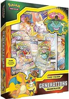 Pokémon POK80420 TCG: TAG Team Generations Premium Collection, colores variados , color/modelo surtido