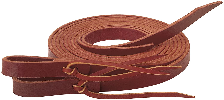 Weaver Latigo Split Reins with Water Tie x Co 4
