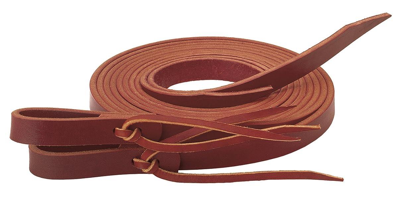 Weaver Leather Latigo Split Reins with Water Tie Ends