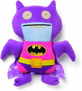 GUND Uglydoll DC Comics Pink/Purple Batman Plush