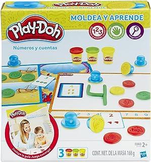 Play-Doh - Leer uw cijfers en tijden tabellen (Hasbro B3406105).