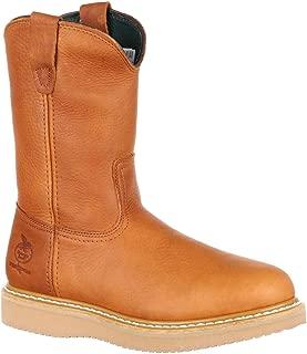 Men's Wedge Wellington Work Shoe