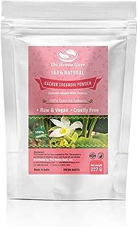 100% Pure & Natural Herbal Powder, Multi-Purpose Use,Food, Spices, Herbal supplements & Skin care (227 Grams, Kachur Sugandhi Powder)