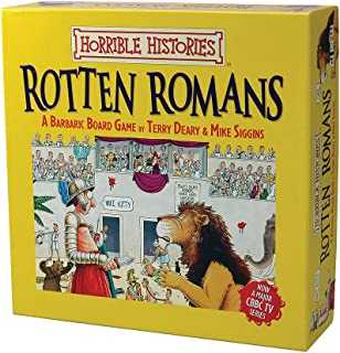 Best horrible histories rotten romans board game Reviews
