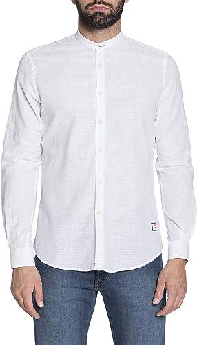 voiturerera Jeans - Chemise pour Homme FR XL