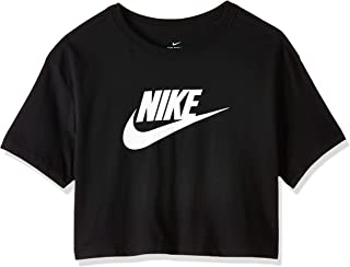 Nike Women's NSW TEE ESSNTL CRP ICN FTRA T-Shirt