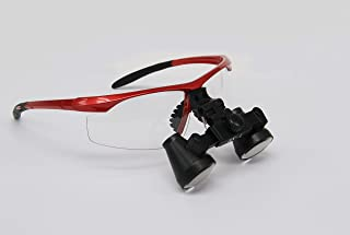 Ymarda 3X Binocular Loupes Surgical Dental Loupes (3x Magnification with different working distances) (XL (500-600mm))