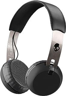 Skullcandy Grind Wireless Bluetooth On-Ear Headphones Black/Chrome/Black