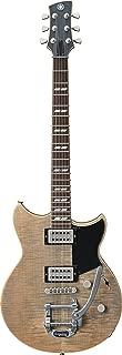Yamaha RevStar RS720B Electric Guitar - Bigsby Tremolo with Gig Bag, Ash Grey