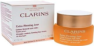 Clarins*-Extra-Firming Day Wrinkle Control Firming Rich Cream 娇韵诗焕颜弹力系列 「弹簧霜」焕颜弹力日霜-海外卖家直邮