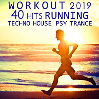 Workout 2019 40 Hits Running Techno House Psy Trance (3hr DJ Mix)