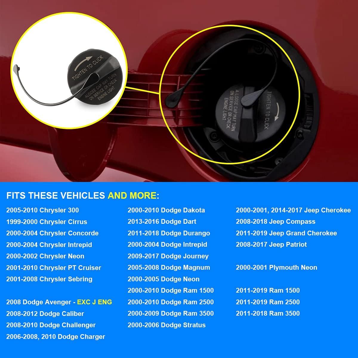 300 GT cruiser Fuel Cap,Gas Cap Replace 52030377AB 5278632AG ...