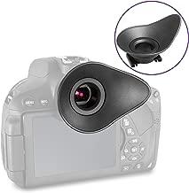 Altura Photo Rubber Eyepiece Eyecup for Canon EOS 70D 77D 80D Rebel T7 T7i T6i T6s T6 SL2 SL3 DSLR Cameras