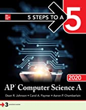 5 Steps to a 5: AP Computer Science A 2020