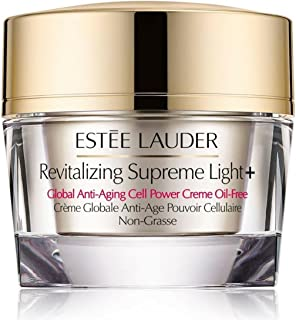 Estee Lauder Revitalizing Supreme Light +Global Anti 50 ml, Pack of 1