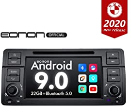 Android Car Stereo Double Din Car Stereo, Eonon Android 9.0 Car Radio Applicable to BMW 3..
