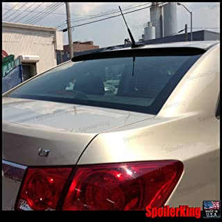 Spoiler King Roof Spoiler (284R) compatible with Chevy Cruze 2008-2016